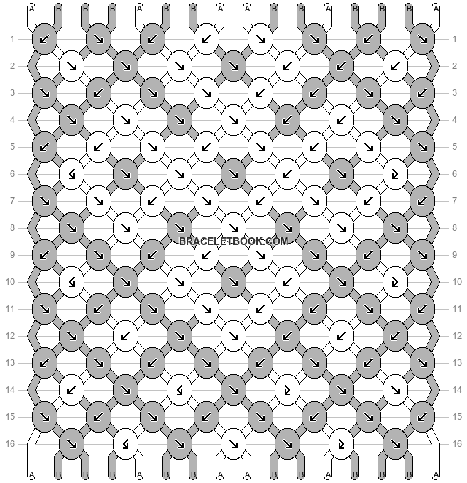 Normal pattern #13893 variation #1883 pattern