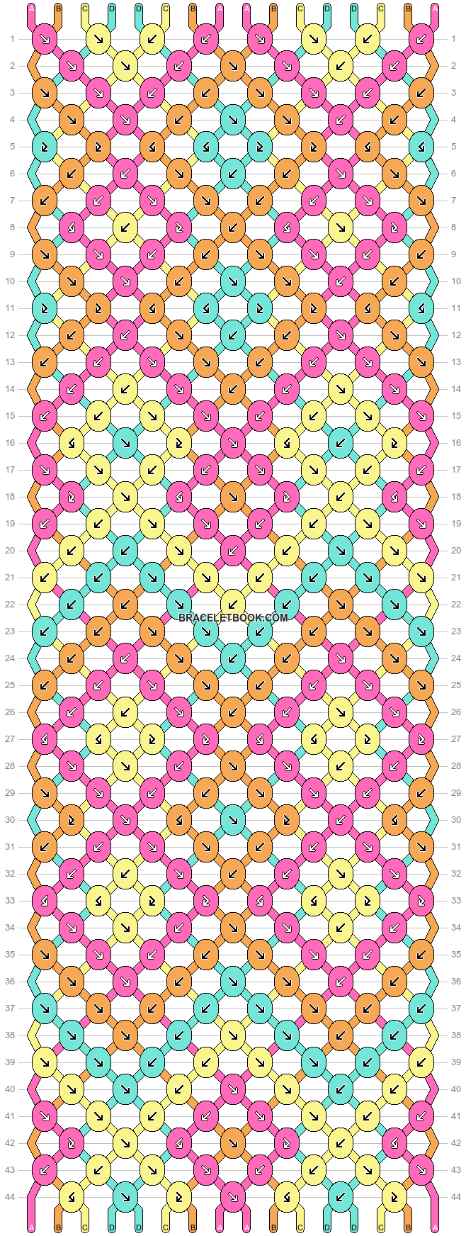 Normal pattern #25000 variation #1884 pattern