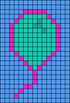 Alpha pattern #24988 variation #1900