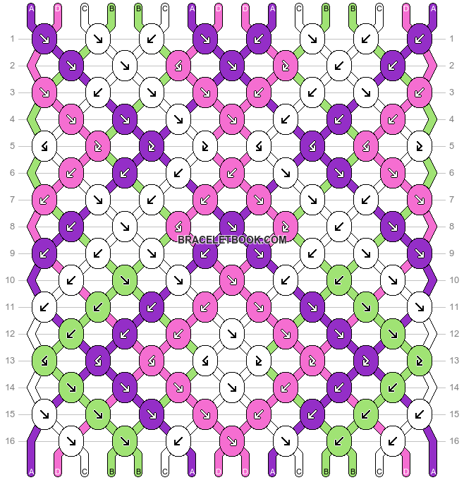 Normal pattern #24429 variation #2036 pattern