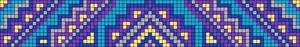 Alpha pattern #24827 variation #2066