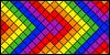 Normal pattern #18063 variation #2069