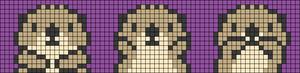 Alpha pattern #25211 variation #2072