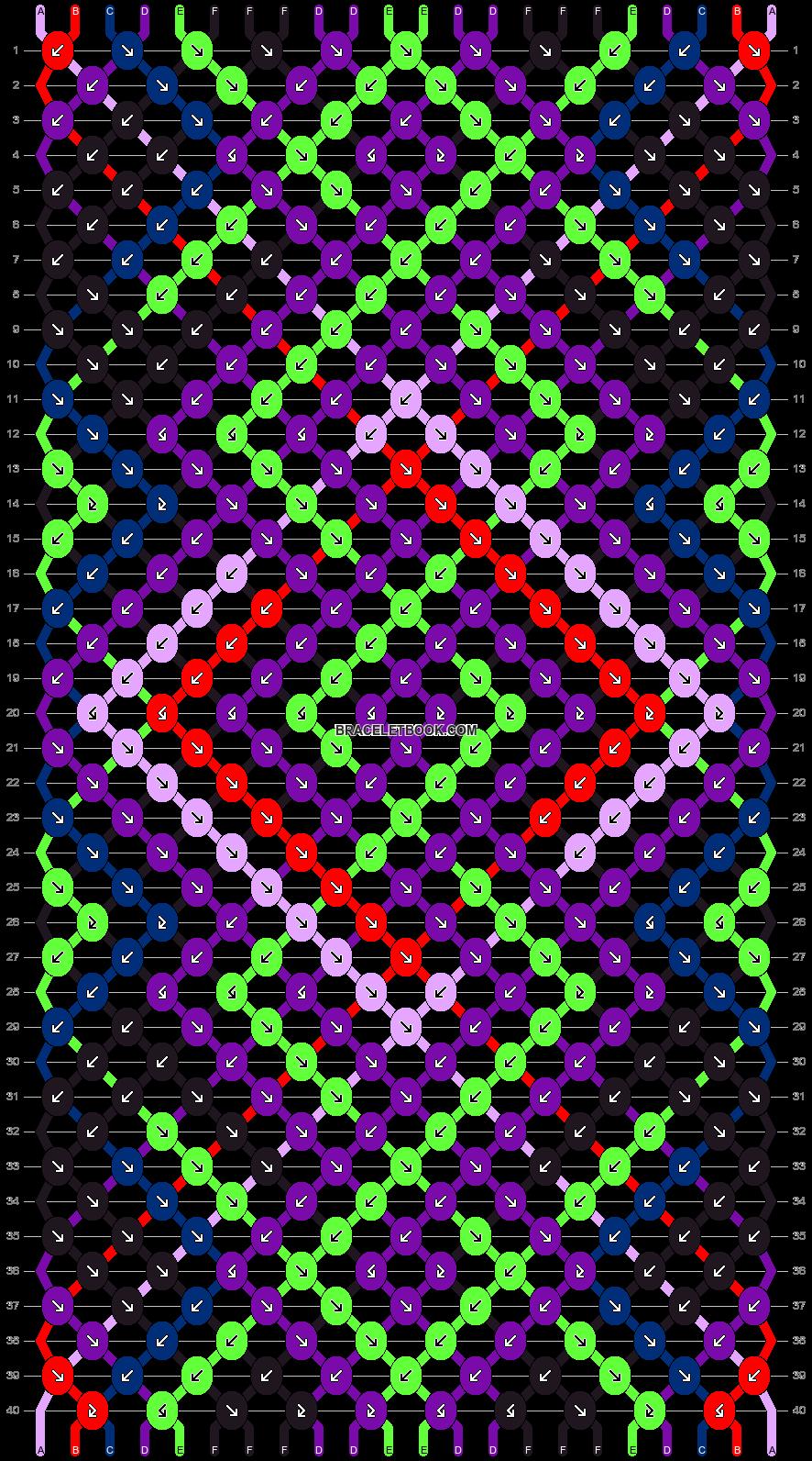 Normal pattern #23666 variation #2119 pattern