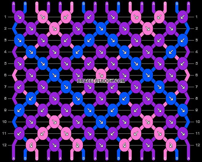 Normal pattern #25272 variation #2122 pattern