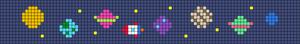 Alpha pattern #19454 variation #2231