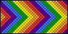 Normal pattern #1326 variation #2310
