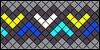 Normal pattern #16020 variation #2341