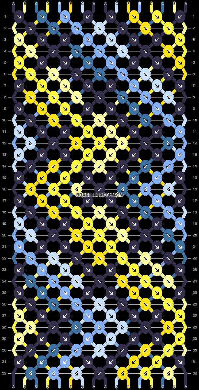 Normal pattern #25447 variation #2346 pattern