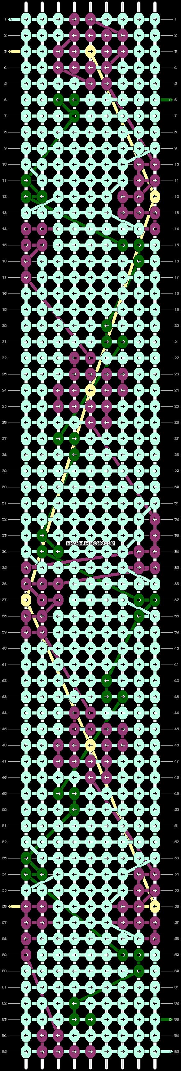 Alpha pattern #21241 variation #2364 pattern