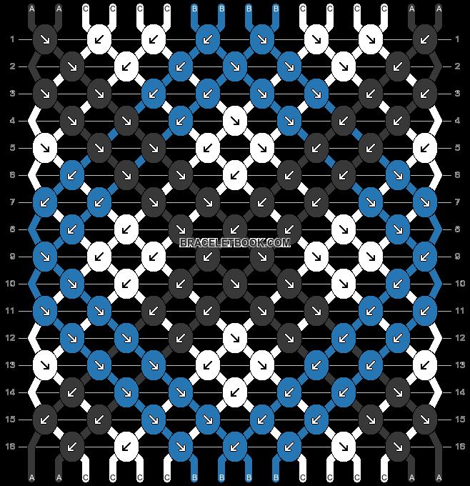 Normal pattern #25593 variation #2437 pattern