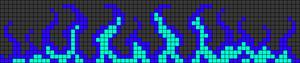 Alpha pattern #25564 variation #2495