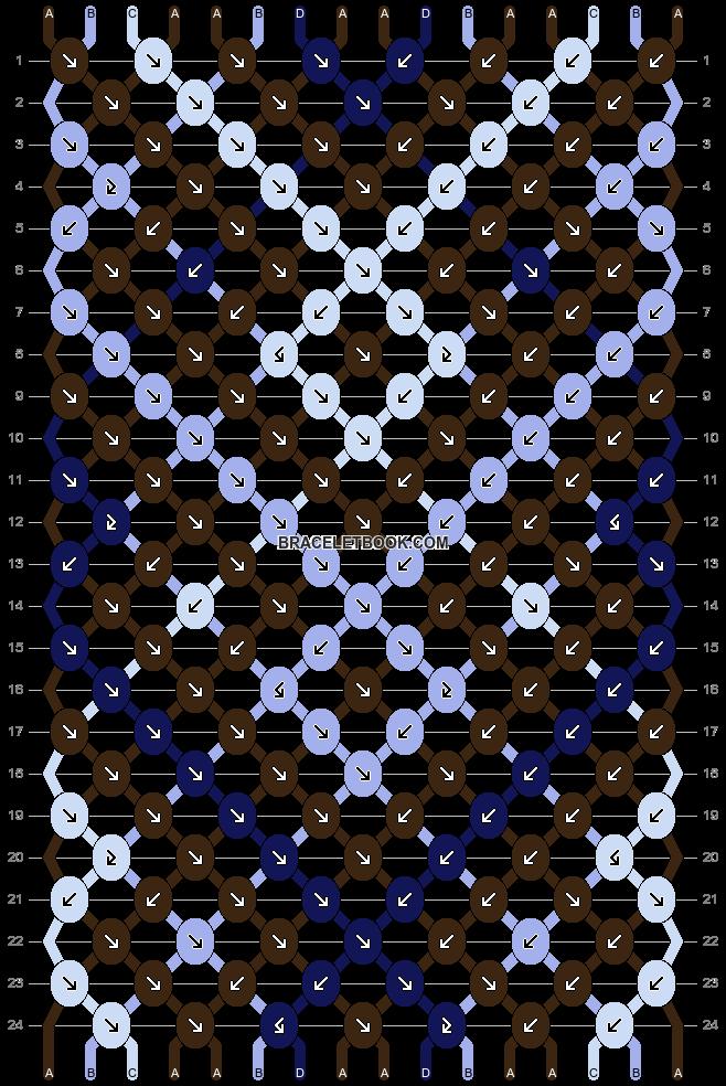 Normal pattern #22788 variation #2521 pattern