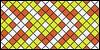 Normal pattern #2480 variation #2555