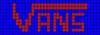 Alpha pattern #12710 variation #2585