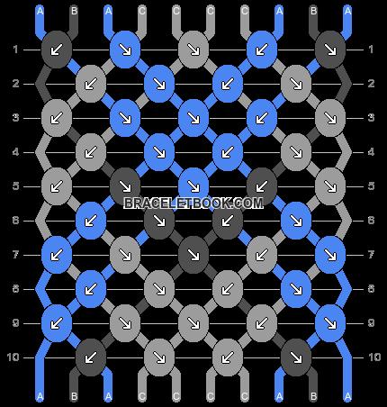 Normal pattern #2359 variation #2589 pattern