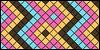 Normal pattern #25670 variation #2650