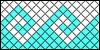 Normal pattern #5608 variation #2707