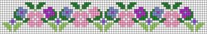 Alpha pattern #20932 variation #2728