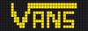 Alpha pattern #12710 variation #2745