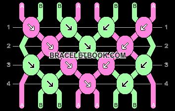Normal pattern #2 variation #2754 pattern