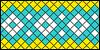 Normal pattern #3417 variation #2827