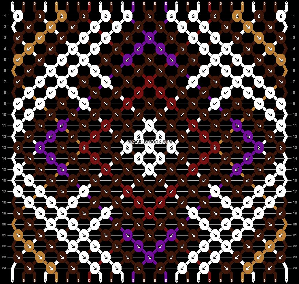 Normal pattern #20186 variation #2833 pattern