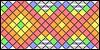 Normal pattern #14668 variation #2834