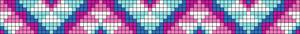 Alpha pattern #24820 variation #2835