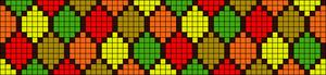Alpha pattern #24887 variation #2918