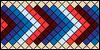 Normal pattern #20800 variation #2922