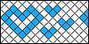 Normal pattern #7437 variation #2975