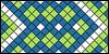 Normal pattern #3907 variation #3050
