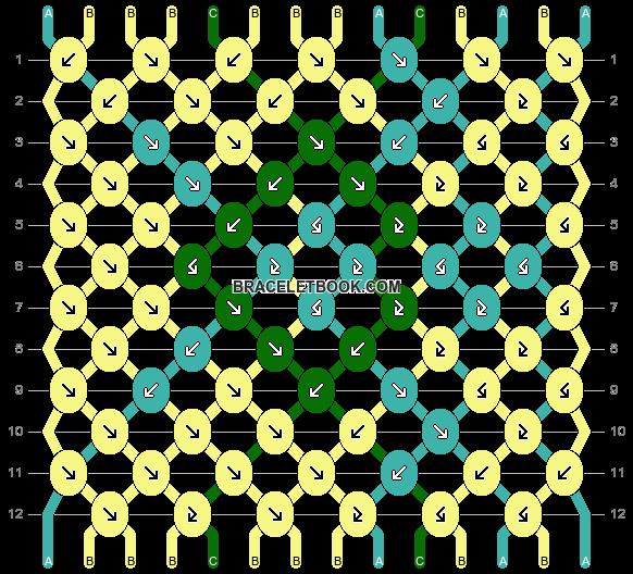 Normal pattern #10223 variation #3214 pattern