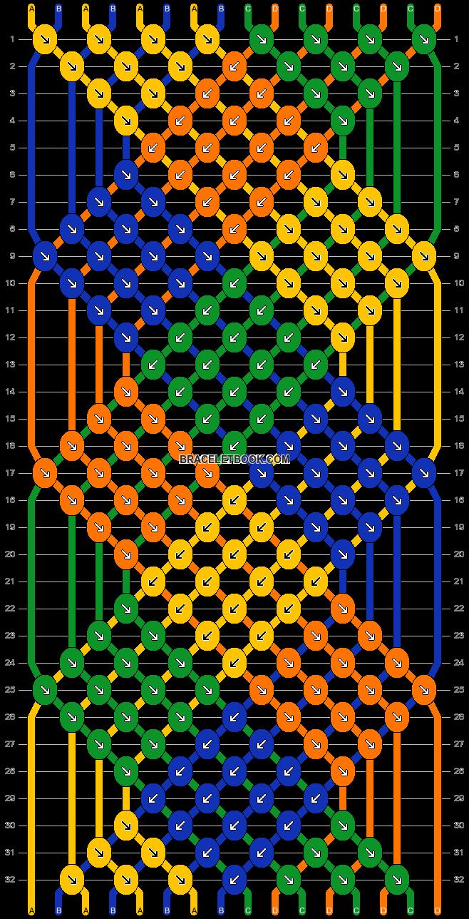 Normal pattern #16465 variation #3327 pattern