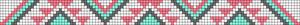 Alpha pattern #21107 variation #3407