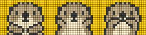 Alpha pattern #25211 variation #3476