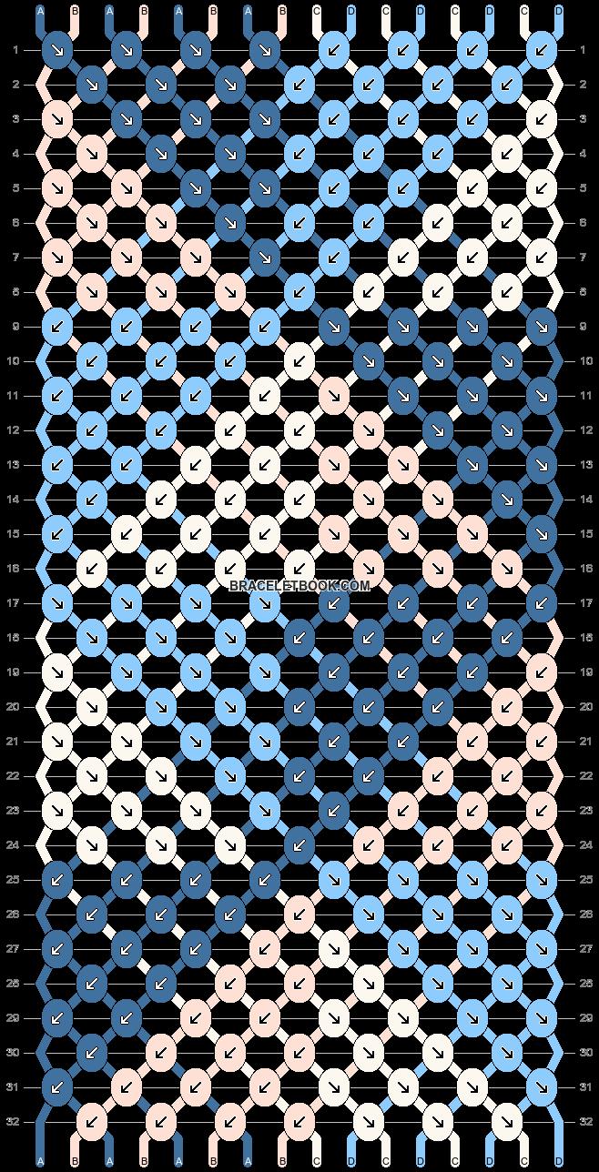 Normal pattern #9913 variation #3606 pattern