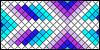 Normal pattern #25018 variation #3621