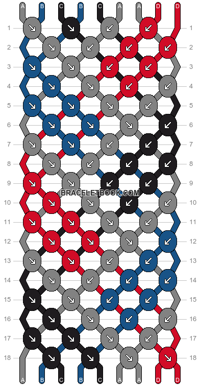 Normal pattern #25463 variation #3626 pattern
