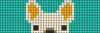 Alpha pattern #22880 variation #3713