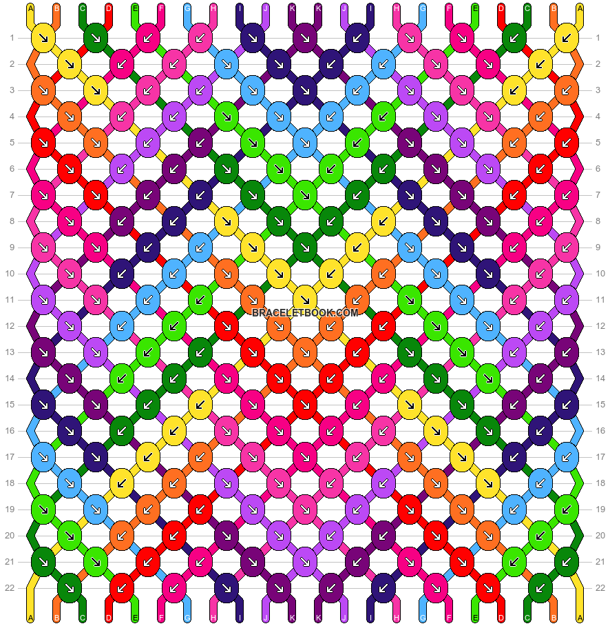 Normal pattern #25281 variation #3811 pattern
