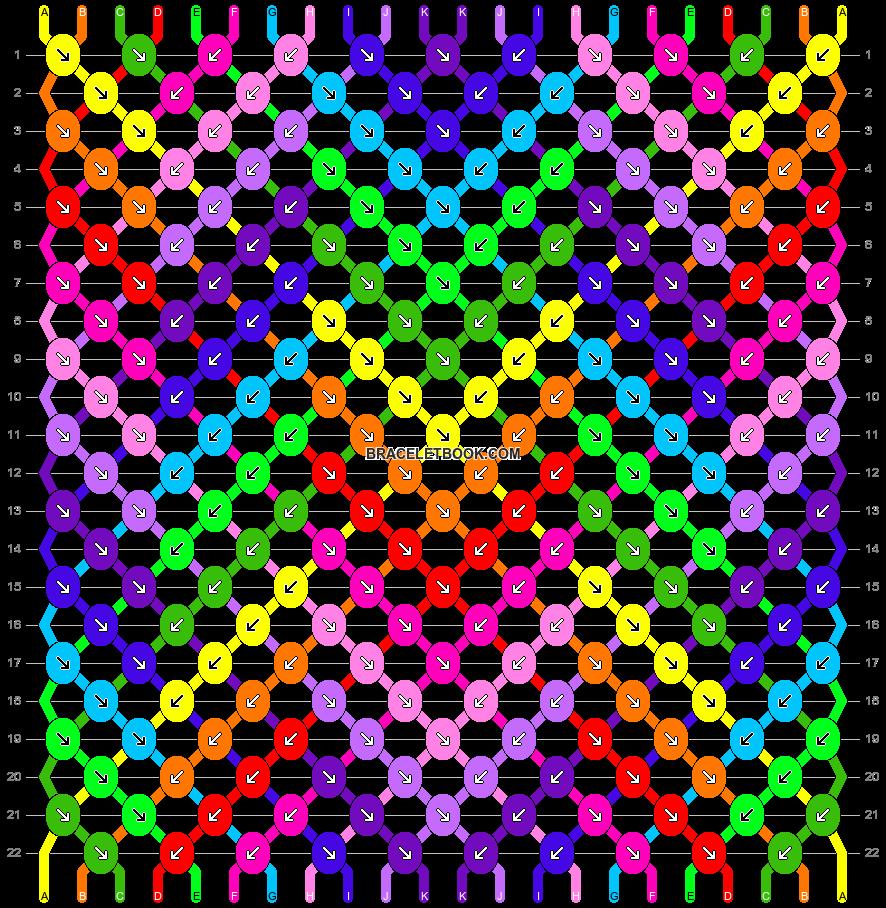 Normal pattern #25281 variation #3813 pattern