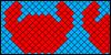 Normal pattern #16305 variation #3893
