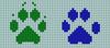 Alpha pattern #19312 variation #3949