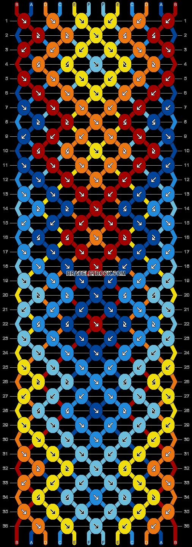 Normal pattern #18 variation #3995 pattern