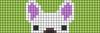 Alpha pattern #22880 variation #4154
