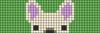 Alpha pattern #22880 variation #4155