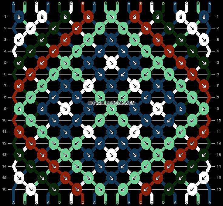 Normal pattern #23246 variation #4158 pattern