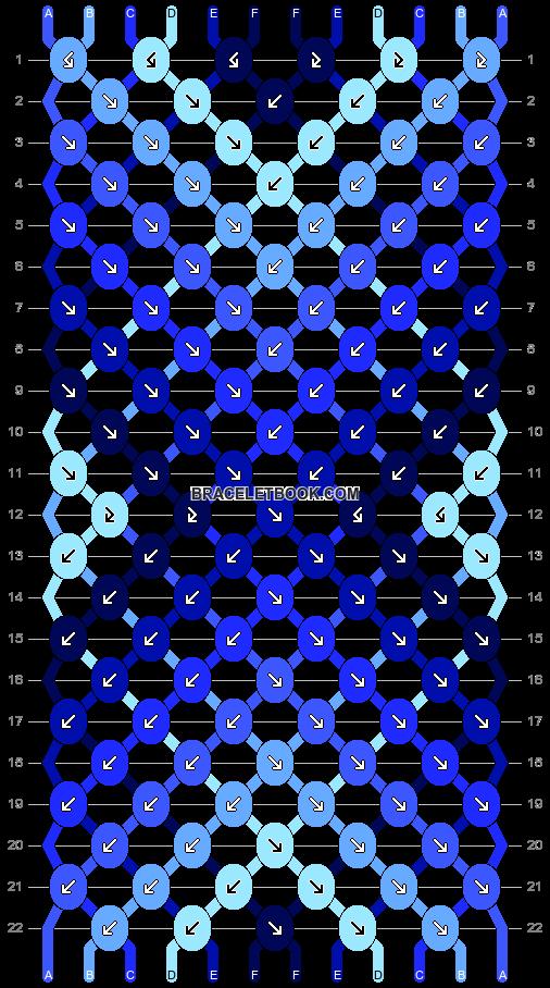 Normal pattern #18064 variation #4252 pattern